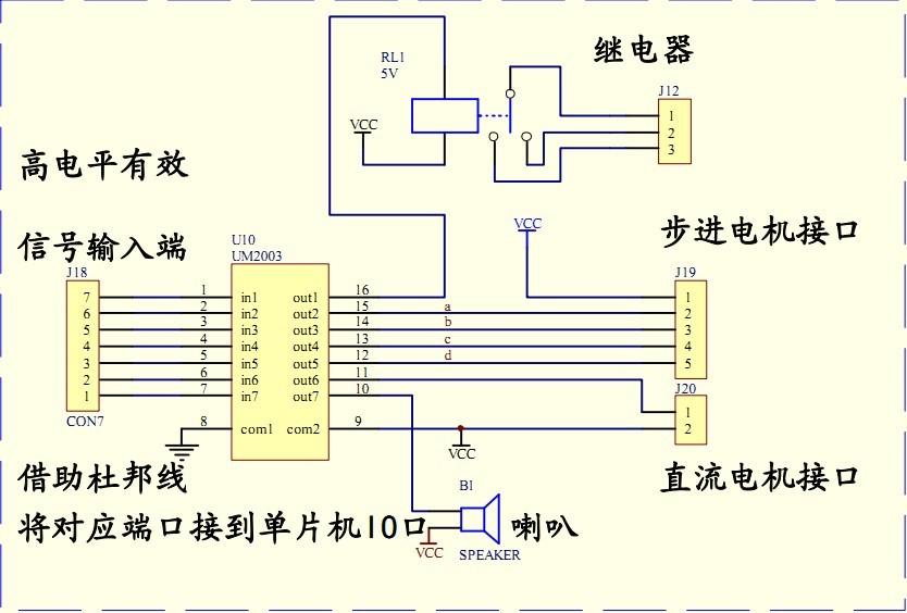 怎样用单片机控制电机或马达的正反转以及转速.