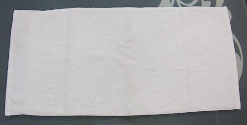 怎样用毛巾折叠小动物