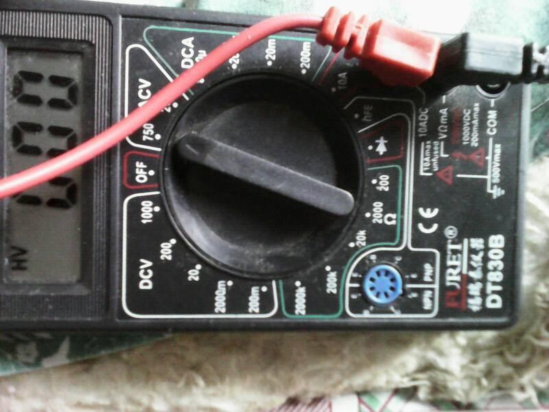 请问下大家,热水壶烧坏了,如何检测电线是不是短路了
