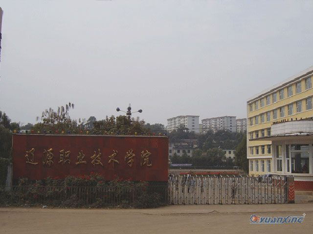 辽源职业技术学院的历史沿革