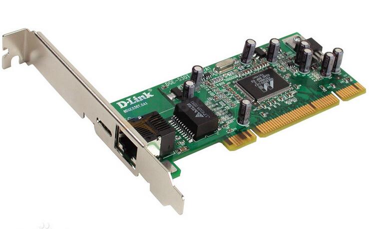 网卡怎么安装_2,更换一块网卡,安装驱动程序后,重新联网.