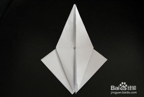 谁能告诉我折千纸鹤的方法步骤?