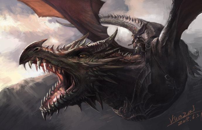 三头恶龙的恶龙技能