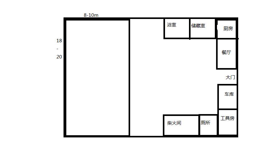 给张农村房屋设计图吧!图片