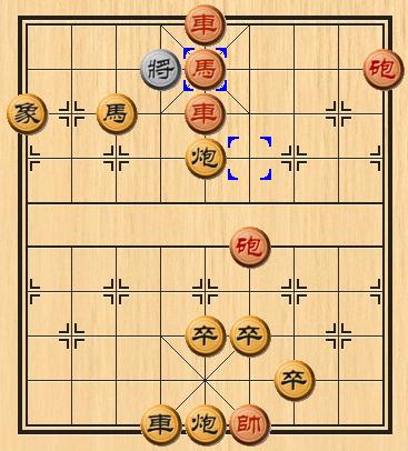 中国象棋残局48关怎么破解