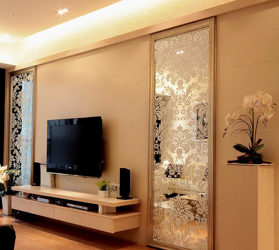 135平米简单装修的样板房