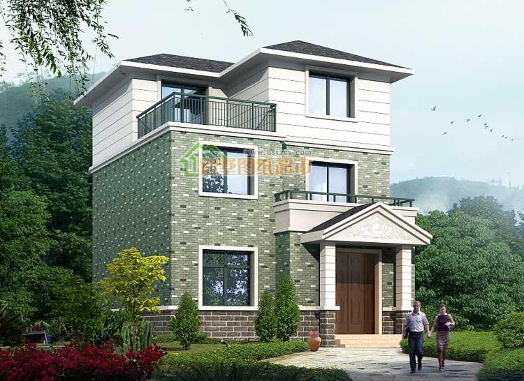 求80平方米农村自建房内部结构设计图