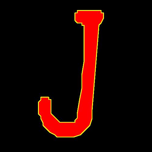 谁可以帮我做下炫舞戒指图案啊 大写j字母 透明的图片