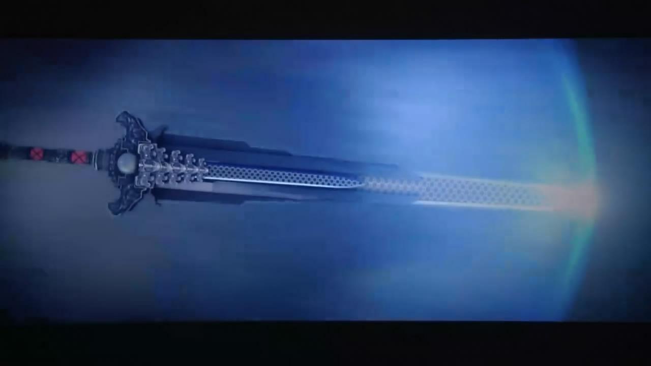 求西游.降魔篇中空虚公子的剑的合体图片