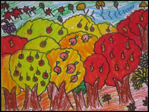 三年级美术简单的图片图片