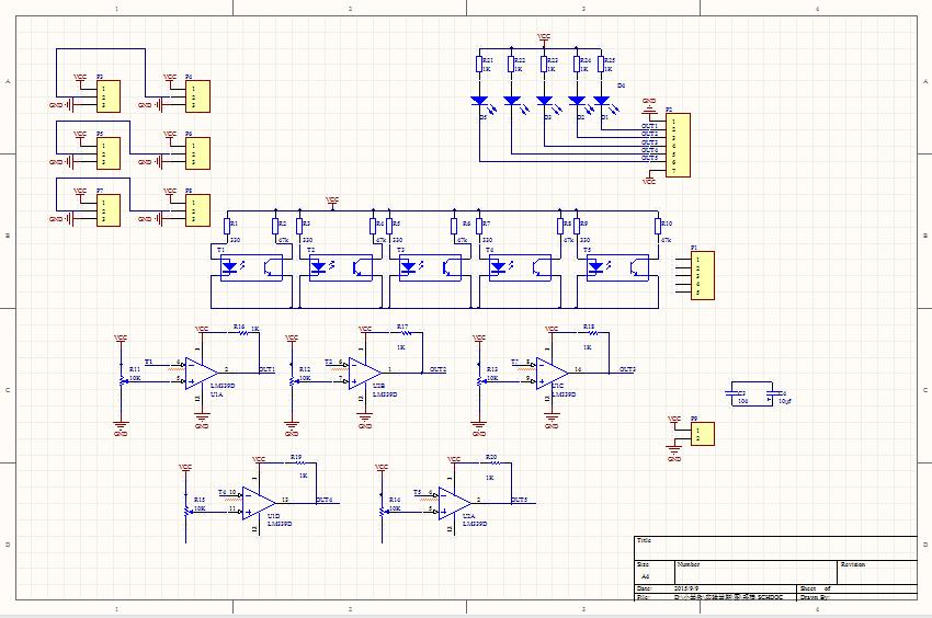lm339在采样电路中的作用 详细