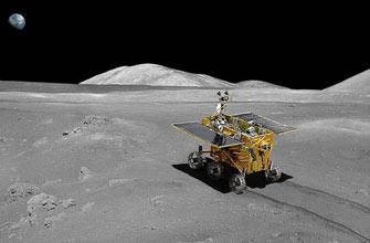 探月计划的中国探月过程