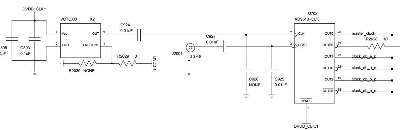 这个是usrp的电路图.  