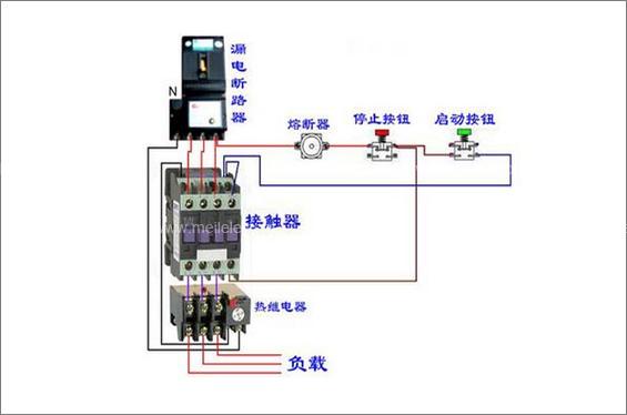 本回答被提问者和网友采纳 解决方案3: 用电阻档测量,有电阻的就是灯。短路的或断路的就是开关。 解决方案4: 电断容器接入接触器,在接入热继电器;漏电断容器的另一端接入热继电器,热继电器和接触器、启动停止按钮相接入,构成成为一个电路的回路。  只需要接触器、空气开关、断路器、停止和开启按钮。根据线条的走向,可以大概看出整个按钮开关接入电路的一个状态,以及电流和电压以及回路的构成。其实要接入电路中,中间的使用的线也是极其有讲究的。如果按钮上有五个接线柱,其中两个就应该是端子接灯,另外则是开关的,区分两种接线