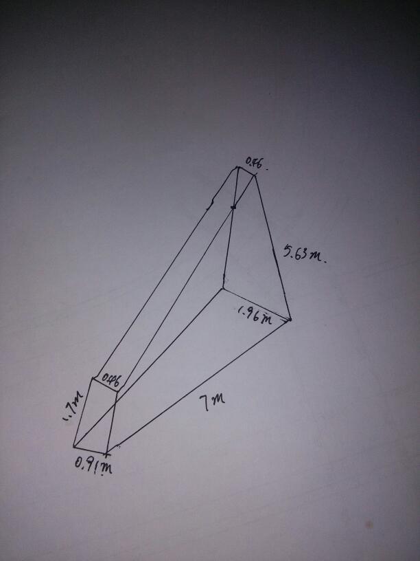 9立方米,感觉有点不对v感觉图纸的重要性图片