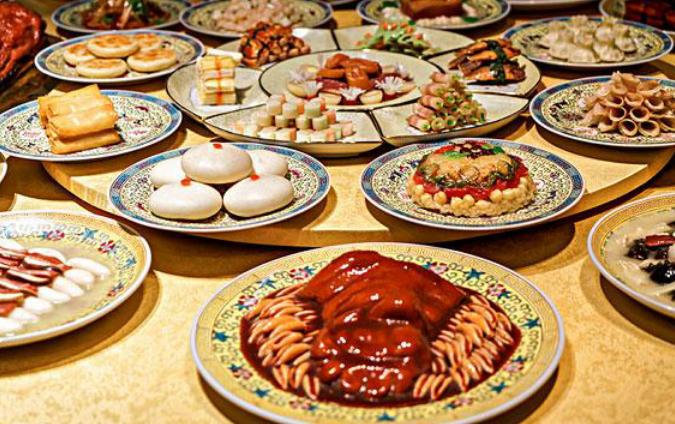 满汉全席一共有多少道菜?