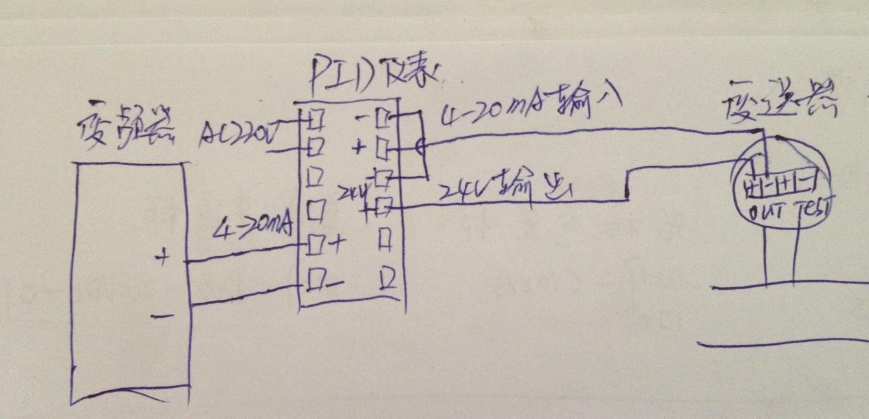 三线直流电机接线图解