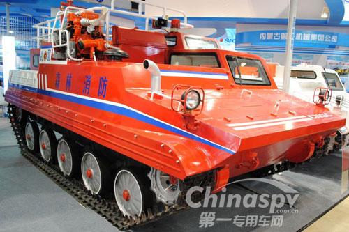 如下图 有qj-1履带式抢险救灾运输车,产自湖南江麓特装装备制造有限图片