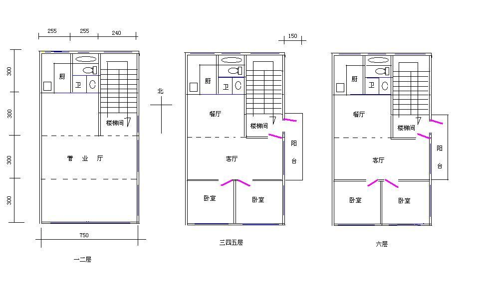 求自建房设计图?