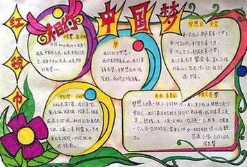 中国航天60年为主题手抄报怎么写