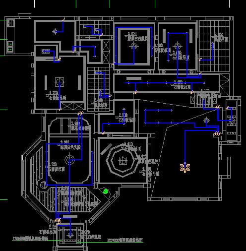 有没有别墅电路设计图
