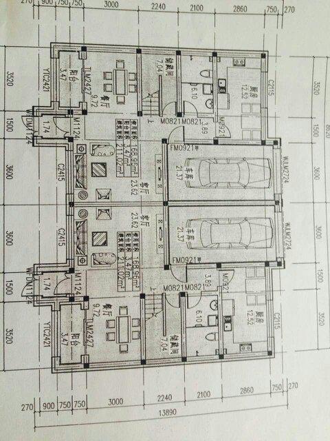 求两层楼 小洋房平面设计图 以及室内设计图图片