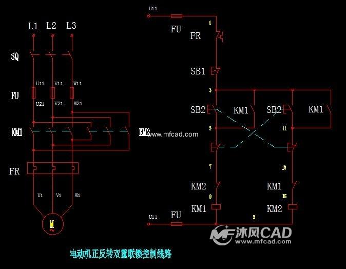 轻松看懂电动机控制电路图的目录