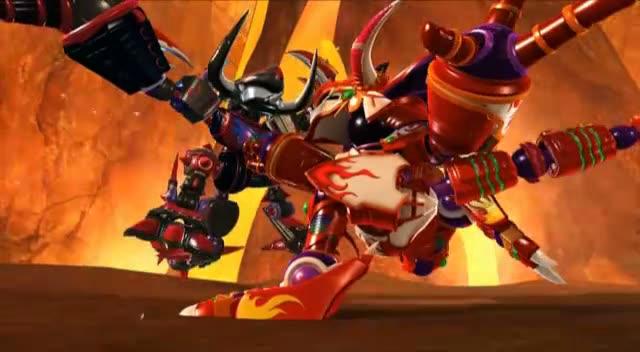 猪猪侠5赤焰机甲,暗雷积甲,圣者炎龙,暗黑恶龙图片