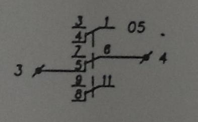 请问电路图下面的这些数字符号表示什么?请见附件图片