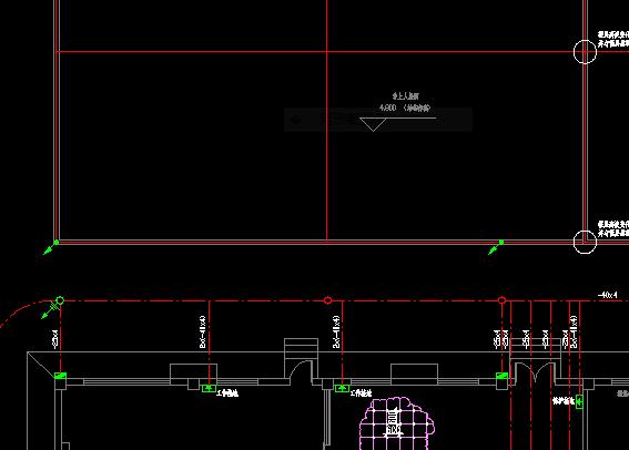 CAD2008前天画的图,今天打开就不对了,接地线拼图图纸积木飞机图片