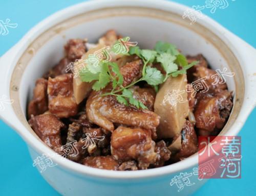 步骤干锅鸡的做法香米图,香芋干锅鸡做金泰誉泰国茉莉香芋图片
