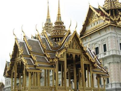 泰国具有建筑型的标志?图片