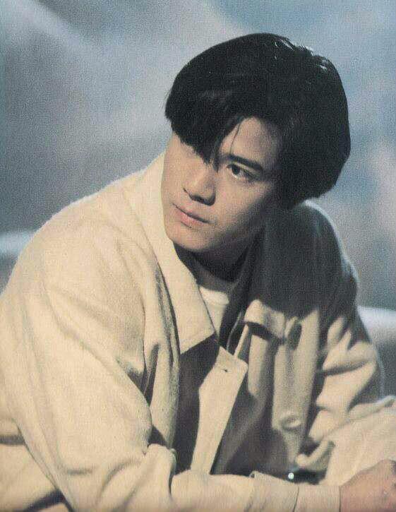 郭富城90年代发型叫什么,该怎么打理!图片