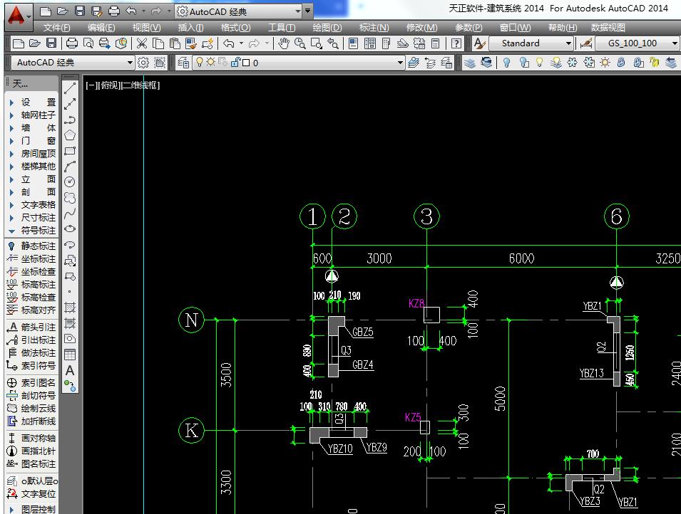 CAD显示图纸打开尺寸,天正显示尺寸不打开数cad开安装后不打d盘图片