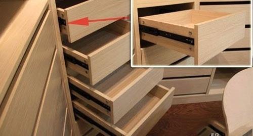 衣柜抽屉怎么安装步骤