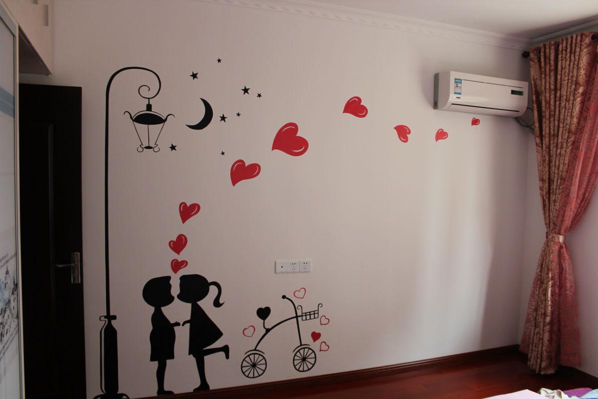 手绘室内儿童卧室彩铅效果图 发我邮箱谢谢!395825092