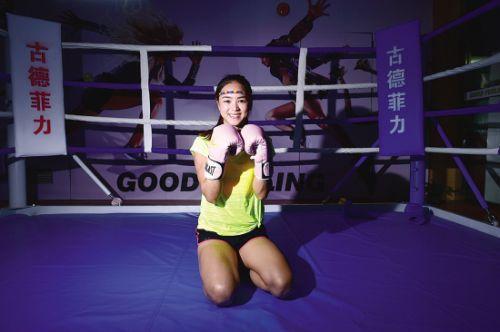 女生练拳击瘦特别是肚子有哪些纹身哪些好处女生韩式图片