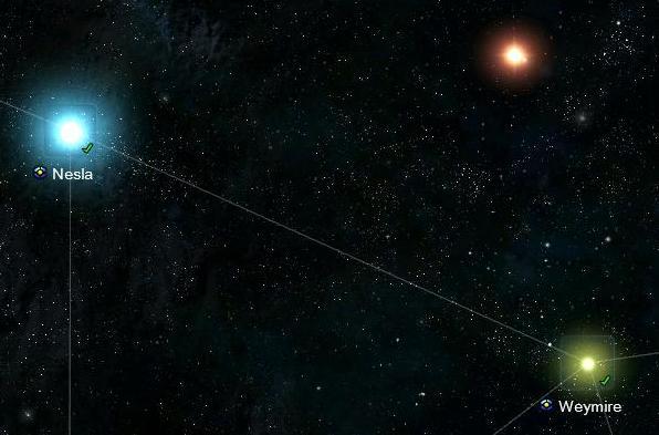 浴火银河2pc版_《浴火银河2》pc版,星图里有kaamo星系的位置,但是不显示名字,点不进