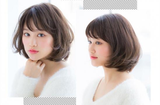 女生什么样的发型显年轻图片