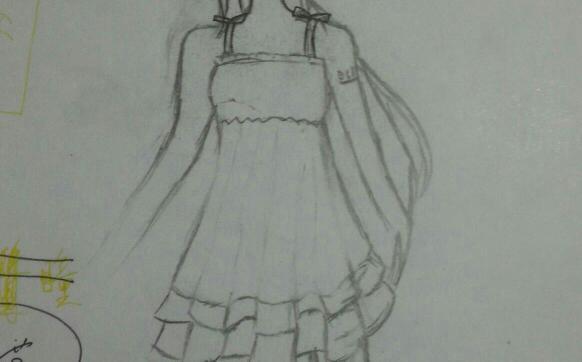 48:32  评论  一条短裙的简笔画法 夏季服装的画法 怎样画简单的裙子
