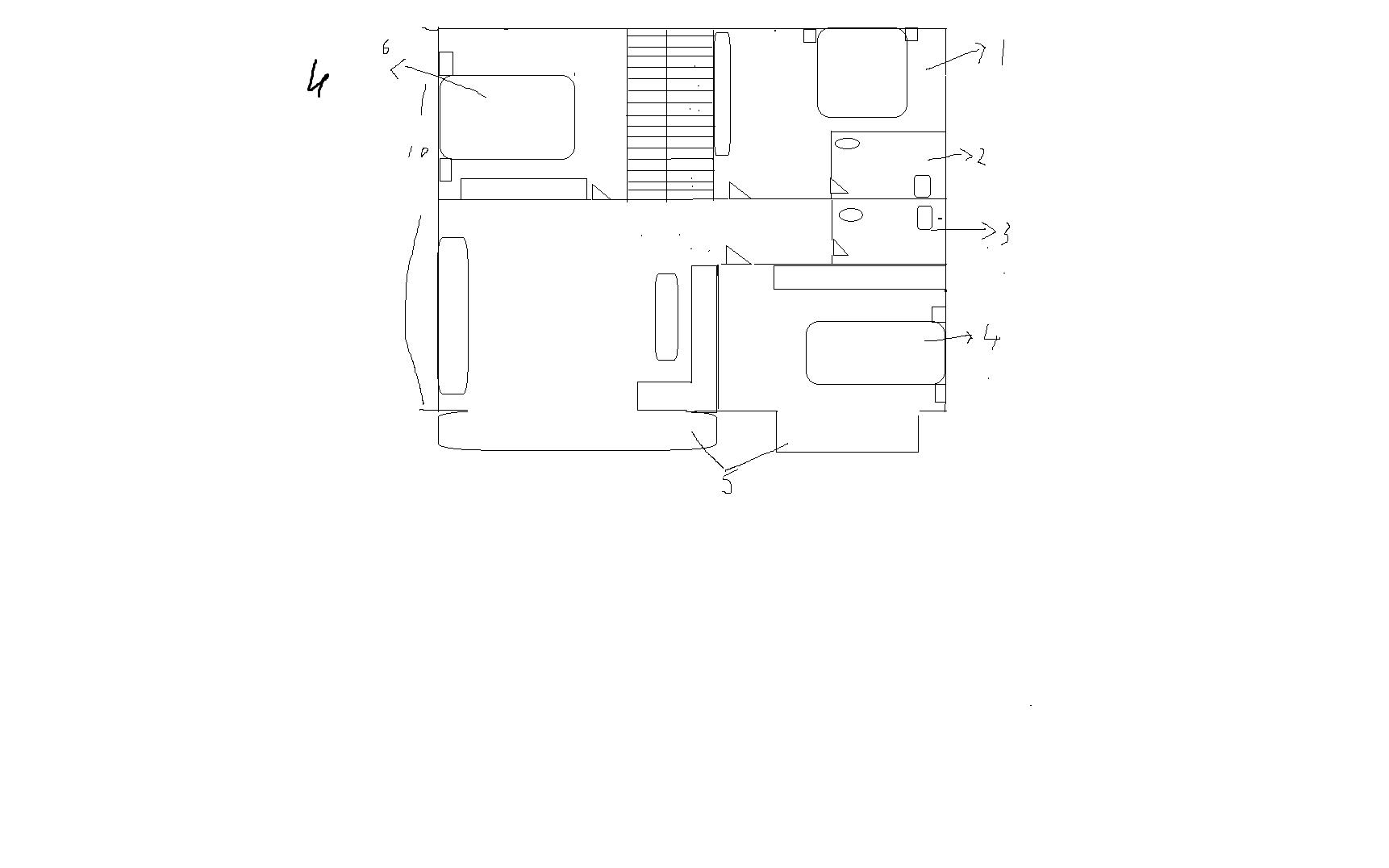 急求二楼房子构造设计图!注意不是要装修设计图.图片