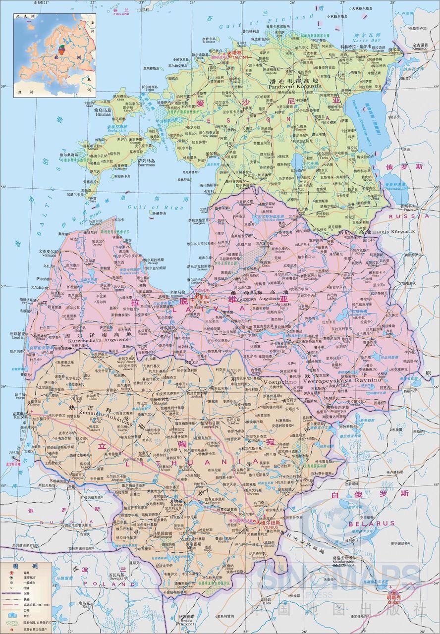 北纬58 东经26 大概是哪个国家?哪个城市?