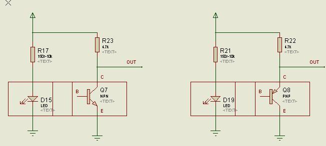 槽型光电开关gk-122如何接线?
