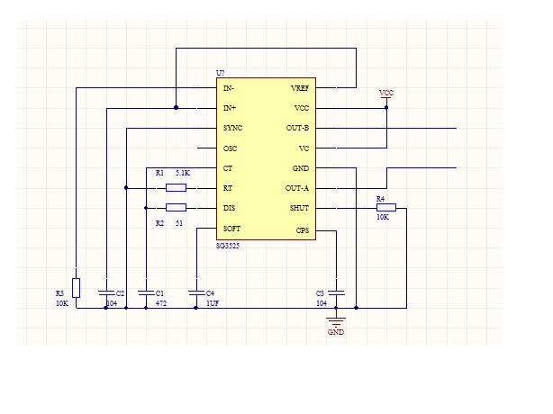 sg3525电路图