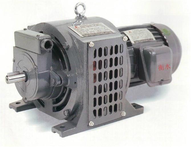 y系列(ip44)三相异步电动机的端盖,接线盒,风罩等主要结构部件的外形