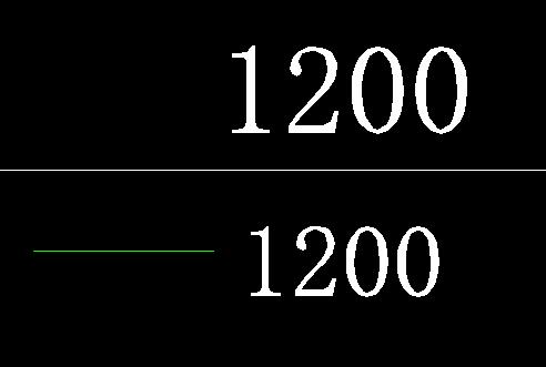 我用的天正2014和CAD2010,字高设置都是3.5粱托cad图片