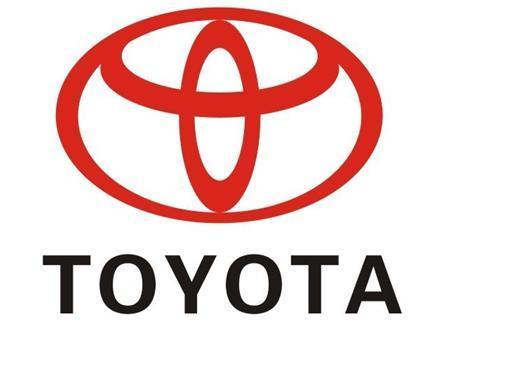 丰田所有车型英文标志