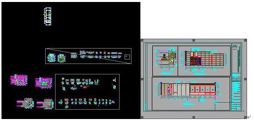 CAD里把模型空间里的图转到布局空间cadv模型哪种正常字体图片