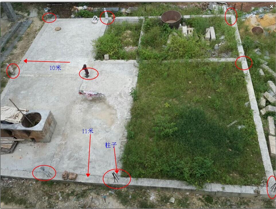 两层半房子砖混结构改框架结构