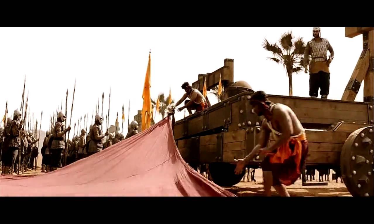 是印度电影《巴霍巴利王》